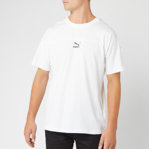 Puma Men's XTG Short Sleeve T-Shirt - Puma White