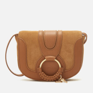 See By Chloé Women's Small Hana Cross Body Bag - Caramelo
