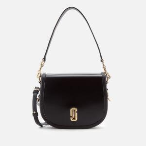Marc Jacobs Women's The Saddle Bag - Black
