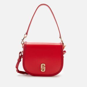 Marc Jacobs Women's The Saddle Bag - Geranium
