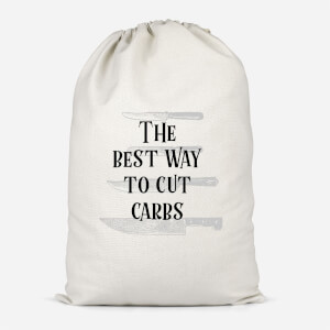 The Best Way To Cut Carbs Cotton Storage Bag