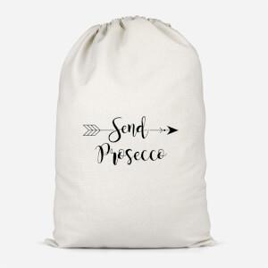 Send Prosecco Cotton Storage Bag