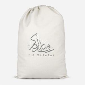 Eid Mubarak Cotton Storage Bag