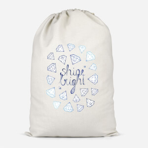 Shine Bright Cotton Storage Bag