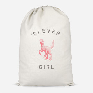 Clever Girl Cotton Storage Bag