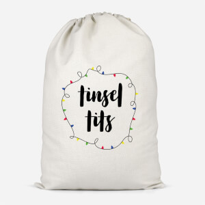 Tinsel T**s Cotton Storage Bag