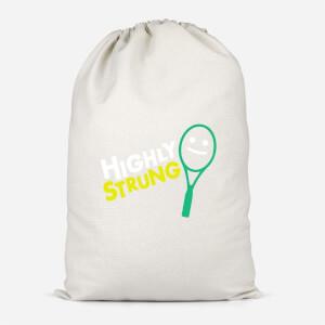 Highly Strung Cotton Storage Bag