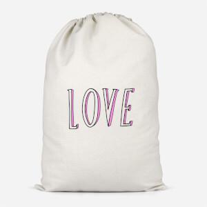 Love Cotton Storage Bag