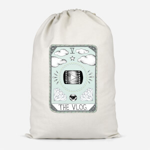 The Vlog Cotton Storage Bag