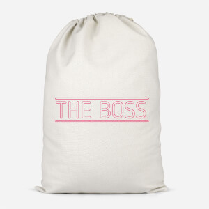 The Boss Cotton Storage Bag