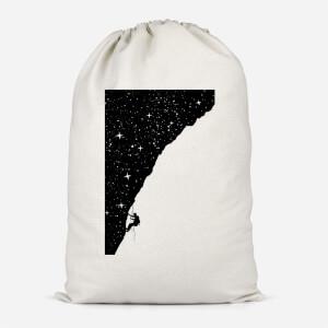 Starry Climb Cotton Storage Bag