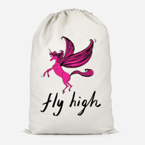 Fly High Cotton Storage Bag