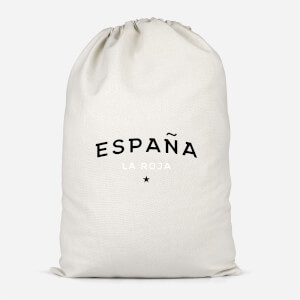 Espana La Roja Cotton Storage Bag