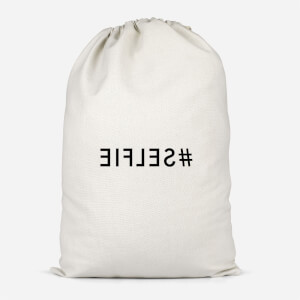 Mirror Selfie Cotton Storage Bag