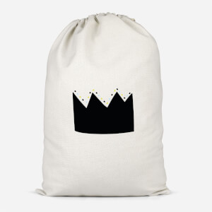 Crown Cotton Storage Bag