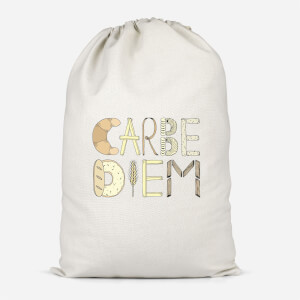 Carbe Diem Cotton Storage Bag