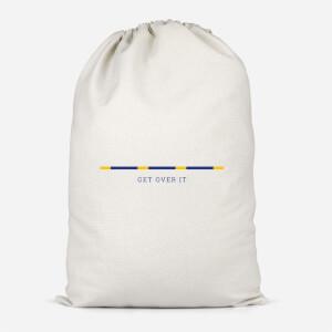 Get Over It Cotton Storage Bag