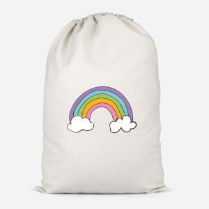 Rainbow Cotton Storage Bag