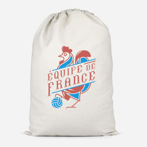 Equipe De France Cotton Storage Bag