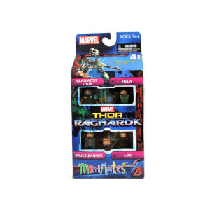 Minimates Marvel Thor: Ragnarok Figure Box Set