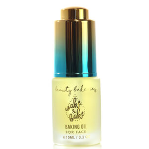 Beauty Bakerie Wake and Bake Baking Oil 10ml