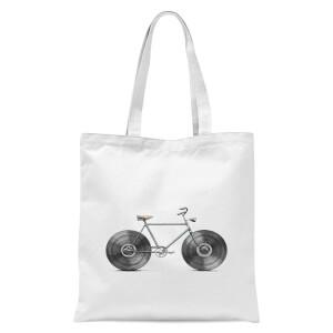 Velophone Tote Bag - White