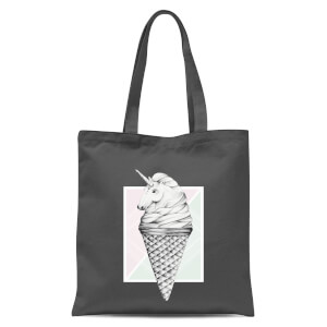 Unicone Tote Bag - Grey