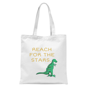 Reach For The Stars Tote Bag - White