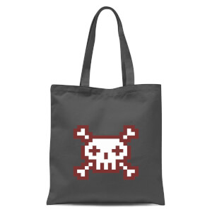 You Are Dead Gaming Tote Bag - Grey