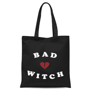 Bad Witch Tote Bag - Black