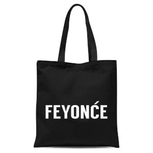 Feyonce Tote Bag - Black