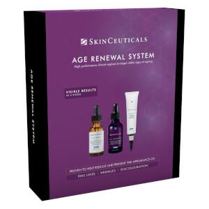 SkinCeuticals Age Renewal System Kit