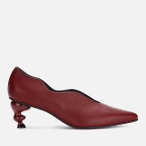Yuul Yie Women's Haze Court Shoes - Red Wine