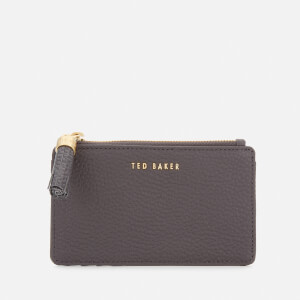 Ted Baker Women's Sydnee Tassel Credit Card Holder - Charcoal