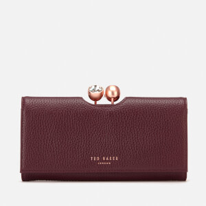 Ted Baker Women's Solange Crystal Bobble Matinee Purse - Maroon