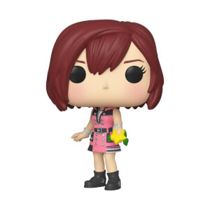 Figurine Pop! Kairi Avec Capuche - Kingdom Hearts 3