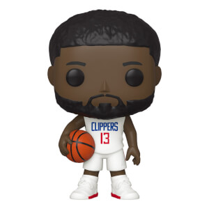 Figura Funko Pop! - Paul George - NBA Los Angeles Clippers