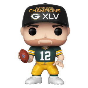 NFL Packers Aaron Rodgers Pop! Vinyl Figure