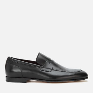 Paul Smith Men's Chilton Leather Loafers - Black