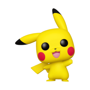 Pikachu Pokemon Pop! Vinyl Figure