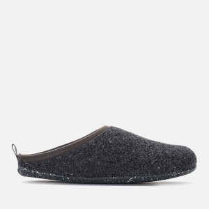 Camper Men's Wabi Slip-On Slippers - Dark Grey