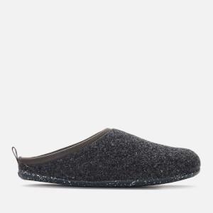 Camper Men's Wabi Slip-On Slippers - Dark Grey