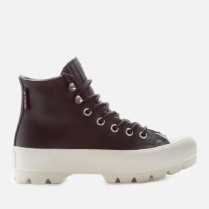 Converse Women's Chuck Taylor All Star Lugged Winter Retrograde Boots - Black/Mod Pink/Egret