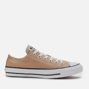 Converse Women's Chuck Taylor All Star Seasonal Seasonal Ox Trainers - Desert Khaki
