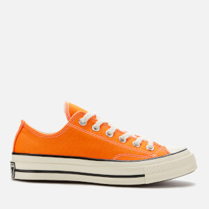 Converse Chuck Taylor All Star '70 Ox Trainers - Orange Rind/Egret/Black