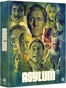 Asylum - Limited Edition