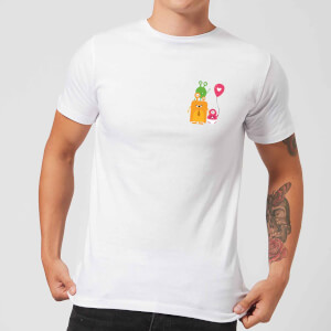 Monster Family Men's T-Shirt - White