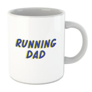 Running Dad Mug