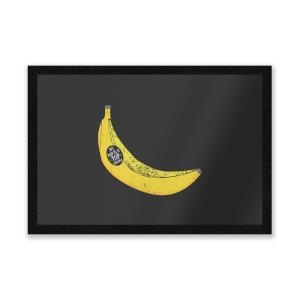 My Dad Is A Top Banana Entrance Mat