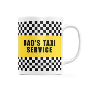 Dad's Taxi Service Mug